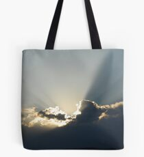 Before and After Tote Bag