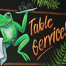 Table Service! by Marilyn Harris