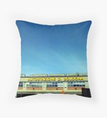 don't stop us now Throw Pillow