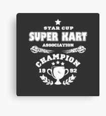 Star Cup Canvas Print