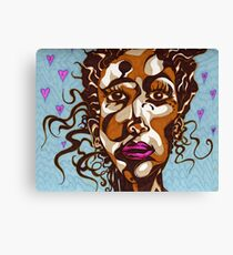 Alive and Strong Canvas Print