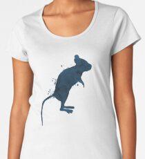 Mouse Women's Premium T-Shirt