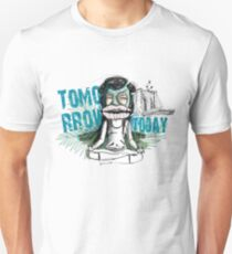 Vision of tomorrow Unisex T-Shirt