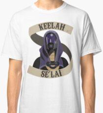 Tali'Zorah Mass Effect Classic T-Shirt