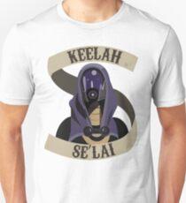 Tali'Zorah Mass Effect T-Shirt