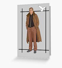 Deckard Design Greeting Card