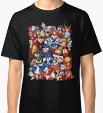 Classic Mega Man characters Classic T-Shirt