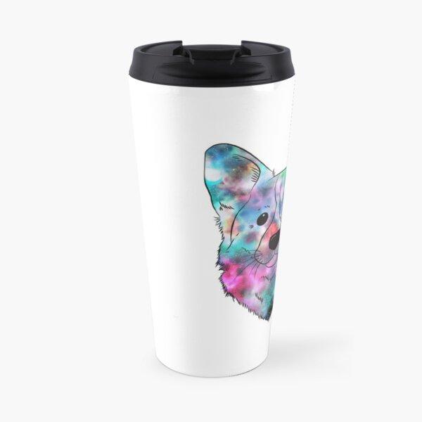 Space Dog Travel Mug