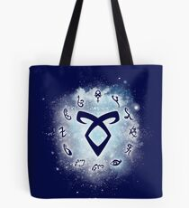 The Shadow Runes Tote Bag