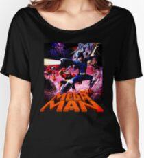 Mega Man 1 Nes classic Women's Relaxed Fit T-Shirt