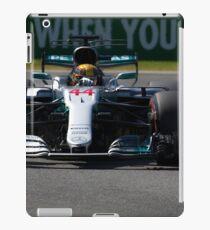 Lewis Hamilton Mercedes Amg iPad Case/Skin