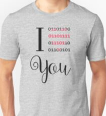 Our binary love T-Shirt