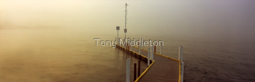 Inverloch jetty by Tony Middleton