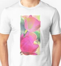 Colorful Tulip Photography-Art 2 T-Shirt