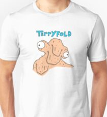 TerryFold - Rick and Morty T-Shirt