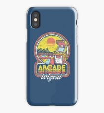 Arcade Wizard iPhone Case/Skin