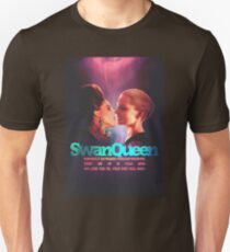 Evil Swan Queen Fanart T-Shirt