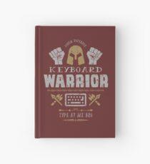 Keyboard Warrior Hardcover Journal