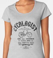 Cycologist Women's Premium T-Shirt
