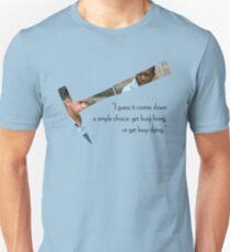 The Shawshank Redemption Quote Unisex T-Shirt