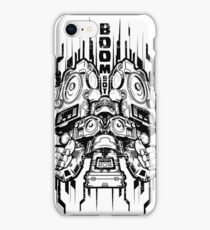 Boom Bot iPhone Case/Skin