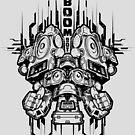 Boom Bot by wuhu