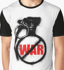 AntiWAR Graphic T-Shirt
