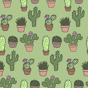 Sweet Succulents & Cacti by laurenramer
