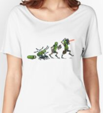 Pickle Evolution Women's Relaxed Fit T-Shirt