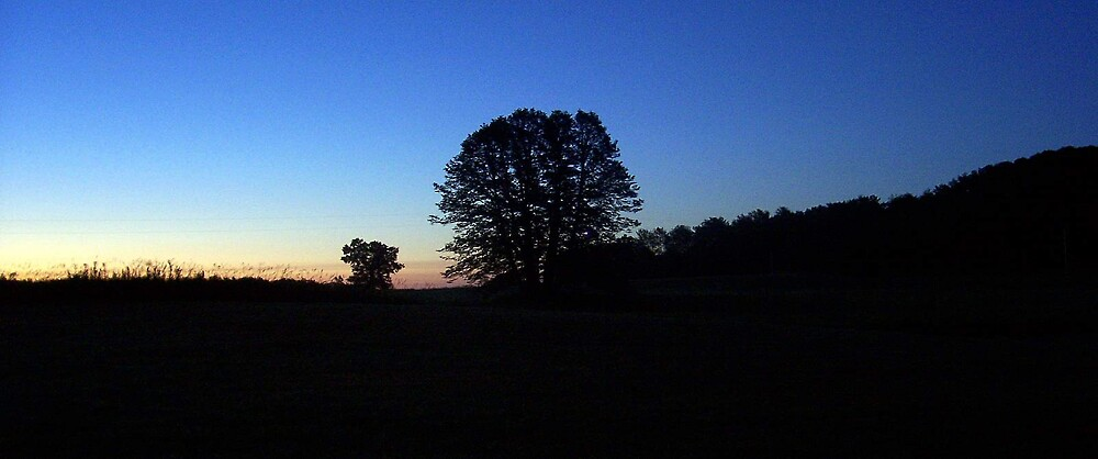 A country sunrise by babyangel