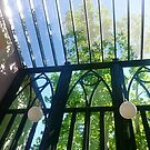 Beautiful window & Garden of the Convent Gallery - Daylesford by EdsMum