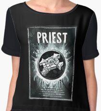 Priest Women's Chiffon Top