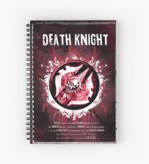 Death Knight Spiral Notebook