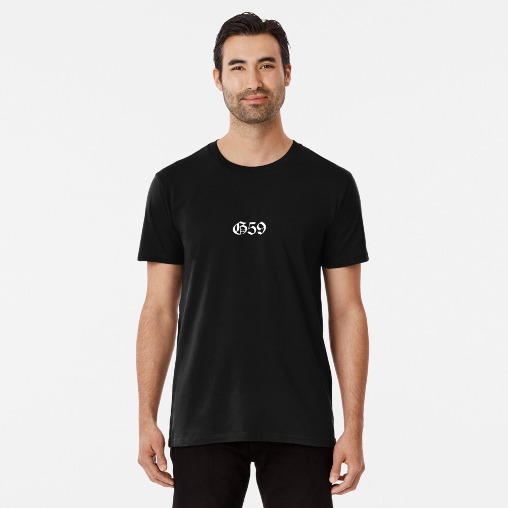 Mercancía G59 Camiseta premium