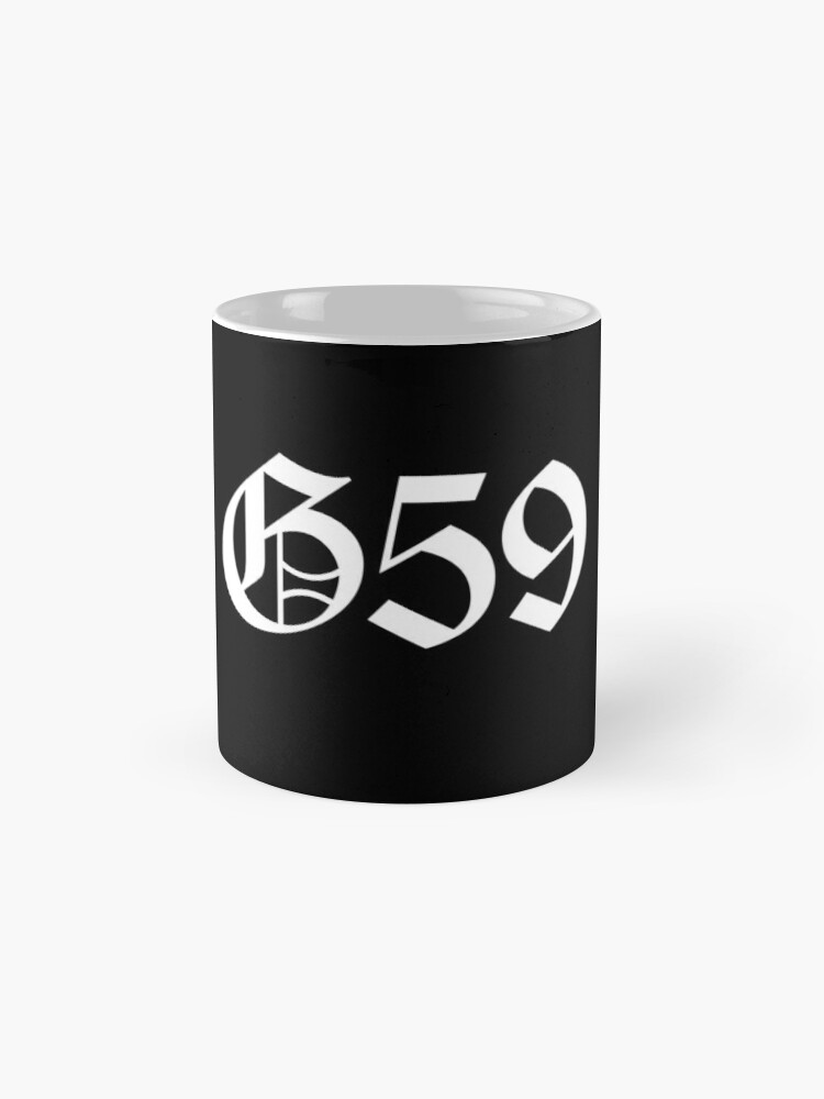 Vista alternativa de Taza Mercancía G59