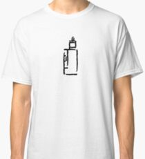 Vape Brush Art Classic T-Shirt
