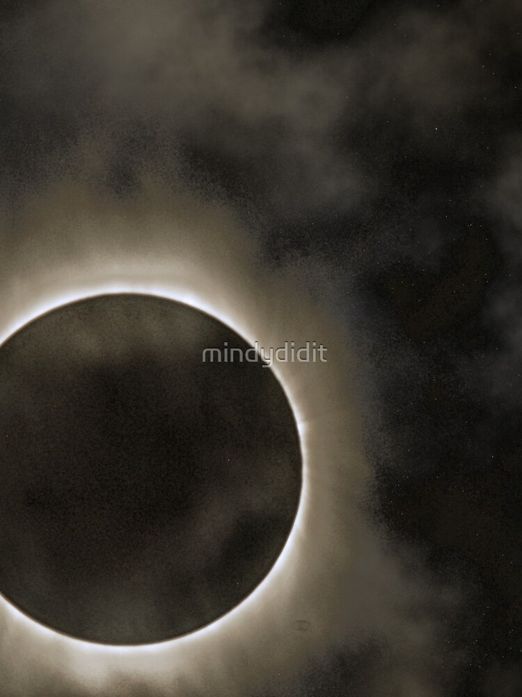 Solar Eclipse August 2017 by mindydidit