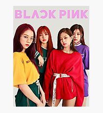 blackpink 178 Photographic Print
