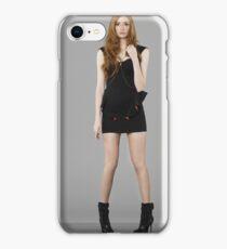 Karen Gillan iPhone Case/Skin