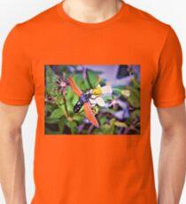 Garden visitor  2 Unisex T-Shirt