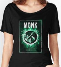 Monk Women's Relaxed Fit T-Shirt