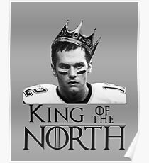 king of the north Poster