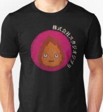 Studio Ghibli Line (Calcifer)  T-Shirt