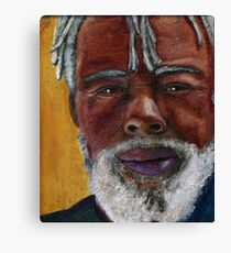 Jamaican Man Canvas Print