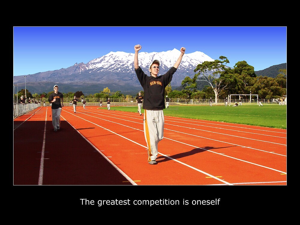 Greatest Competition by John Nadj