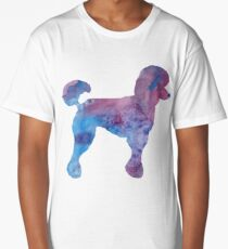 Poodle Long T-Shirt