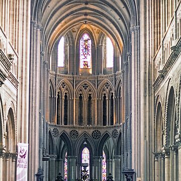Cathédrale Notre-Dame de Bayeux France by Buckwhite
