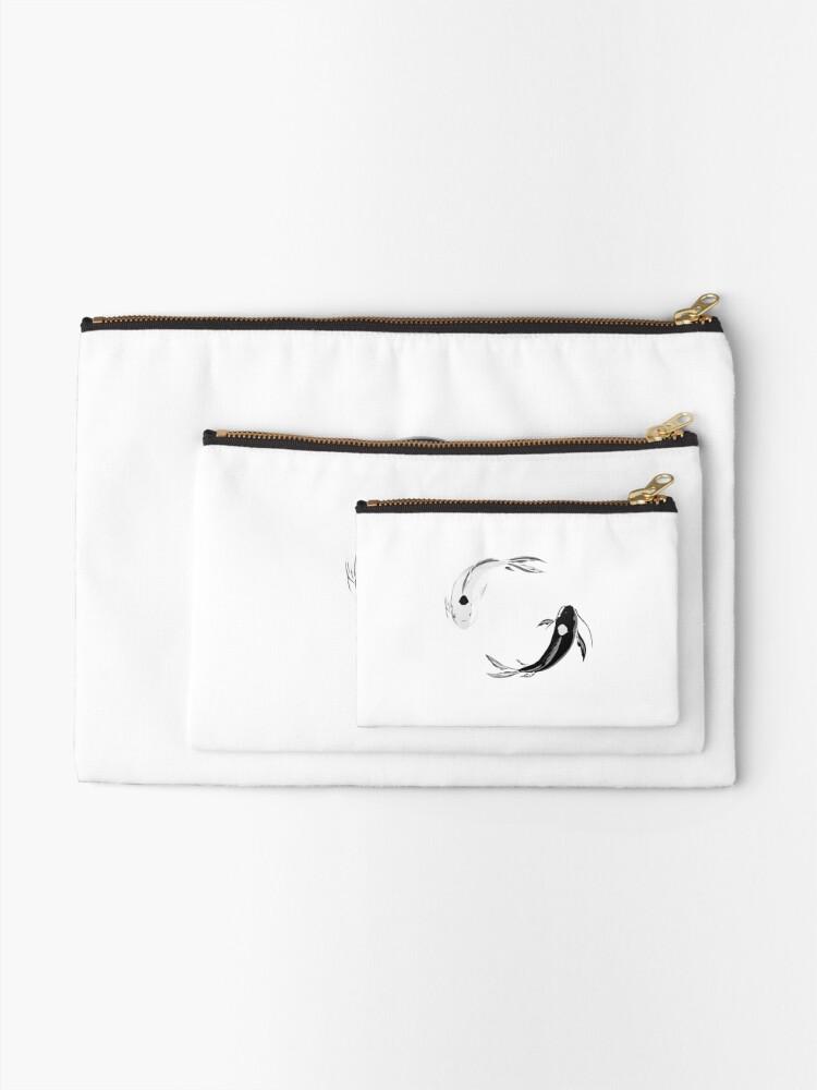 Vista alternativa de Bolsos de mano Yin Yang Koi - Avatar