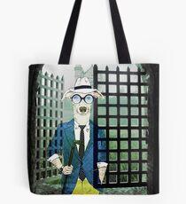 Galgo Caballero Tote Bag