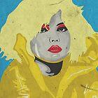 Women of Punk - Debbie Harry (no text) by danellemichaud